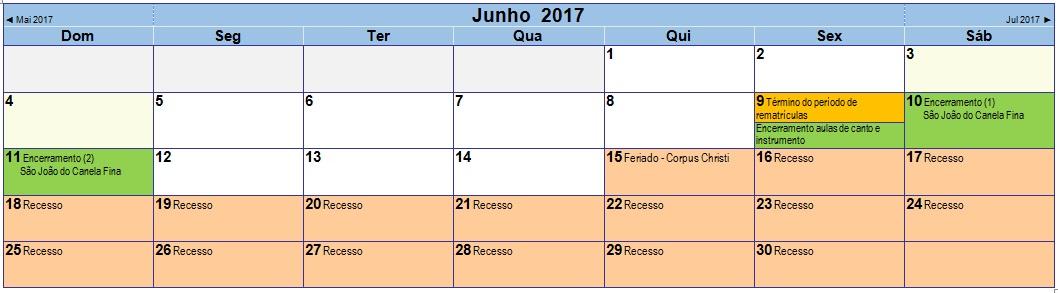 2017 06 Calendário