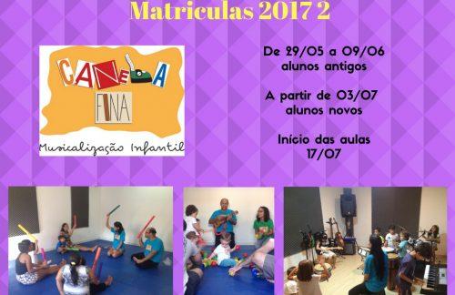 Matriculas 2017 2
